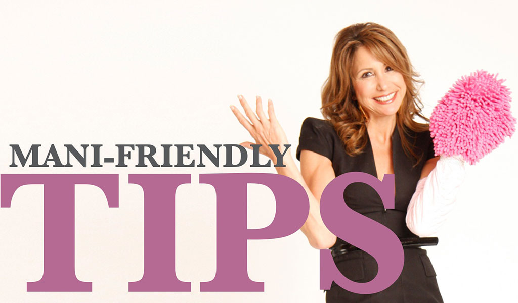 Mani-Friendly Tips from Julie Edelman